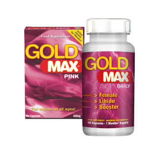 Combo Pack Gold Max Pink