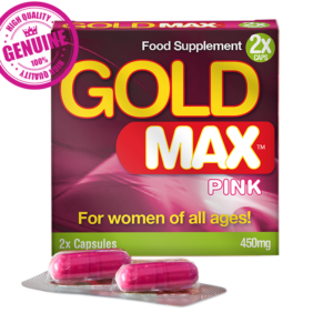 Gold Max Pink